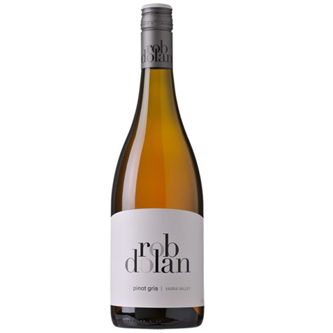 Picture of Rob Dolan-White Label-Pinot Gris-2019-750mL
