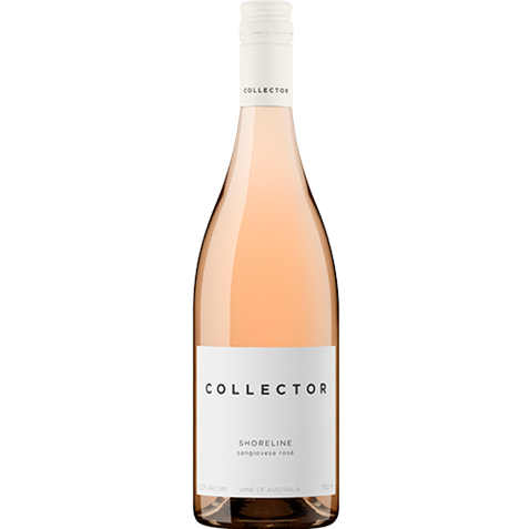 Picture of Collector Wines-Shoreline Rose-Sangiovese Mammolo-2021-750mL